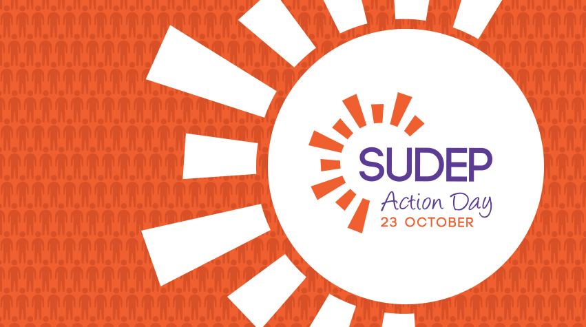 SUDEP Action Simple Purple Drop