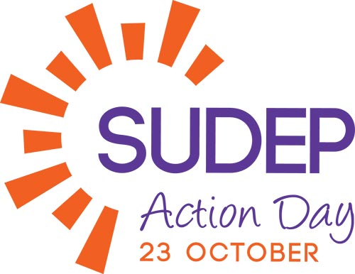 SUDEP Action Day - 23 October 2018